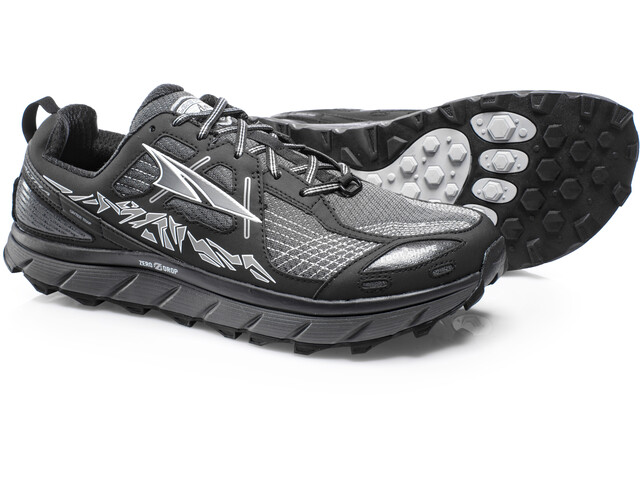 Altra M's Lone Peak 3.5 Trail Running Shoes black